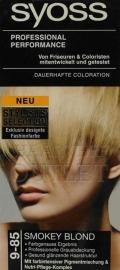 Syoss Professional Performance Smokey Blond 9-85