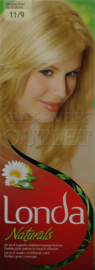 Londa Naturals Haarverf 11/9 Vanilla Blonde
