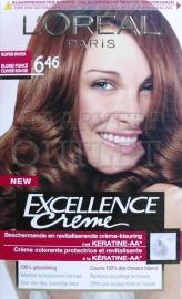 L`Oréal Excellence Creme 6.46 Koper Rood