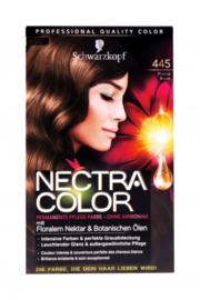 Schwarzkopf Nectra Color 445 Praline Bruin