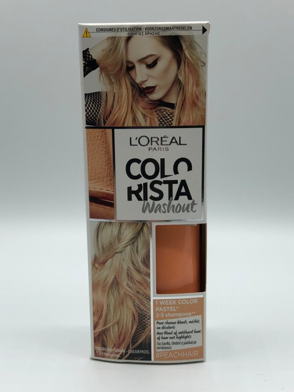 L'Oreal Colorista Washout Peachhair