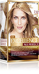 L'Oreal Excellence Creme Age Perfect  7.32 Middengoud Parelmoerblond