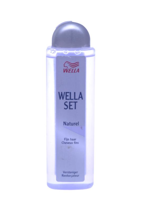 Wella Set Naturel Fijn haar versteviger 100 ml