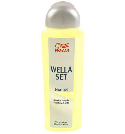 Wella Set Naturel Sterke Fixatie versteviger 100 ml