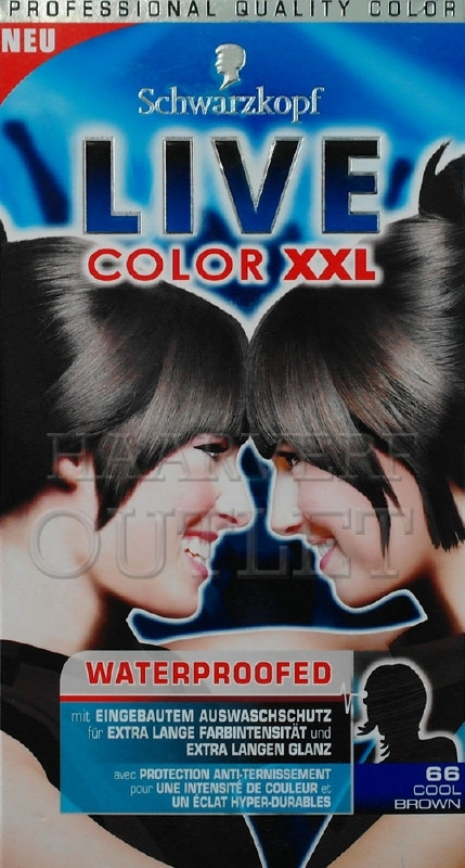 Schwarzkopf Live Color XXL 66 Cool Brown