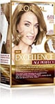L'Oreal Excellence Creme Age Perfect  6.03 Donker Natuurlijk Goudblond
