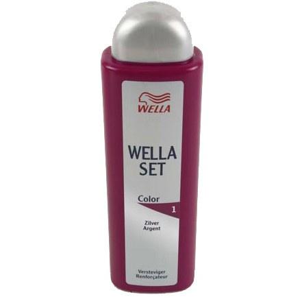 Wella Set Color 1 Zilver versteviger 100 ml