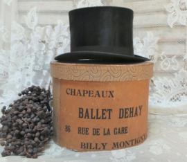 Hoedendoos 'Ballet Dehay' VERKOCHT