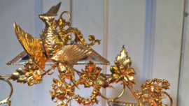 Antieke bruidsstoel VERKOCHT