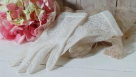 Fijne handschoentjes met motief VERKOCHT