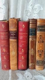 Franse boekjes VERKOCHT