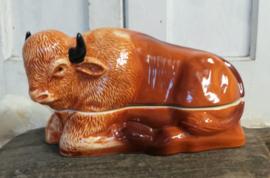 Patévorm bizon Caugant