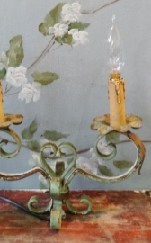 Lampje met ijzeren hart VERKOCHT
