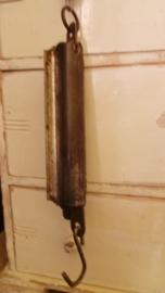 Oud keukenweegschaaltje VERKOCHT