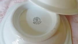Dekschaaltje Societe Ceramique VERKOCHT