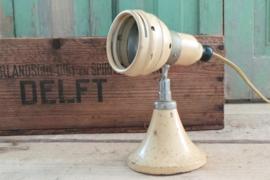 Industrieel lampje // spot VERKOCHT