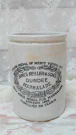 Dundee Marmelade pot VERKOCHT