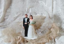Het bruidspaar VERKOCHT