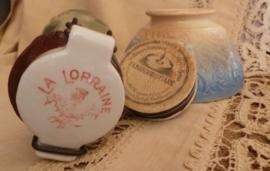 Oude Franse fles VERKOCHT