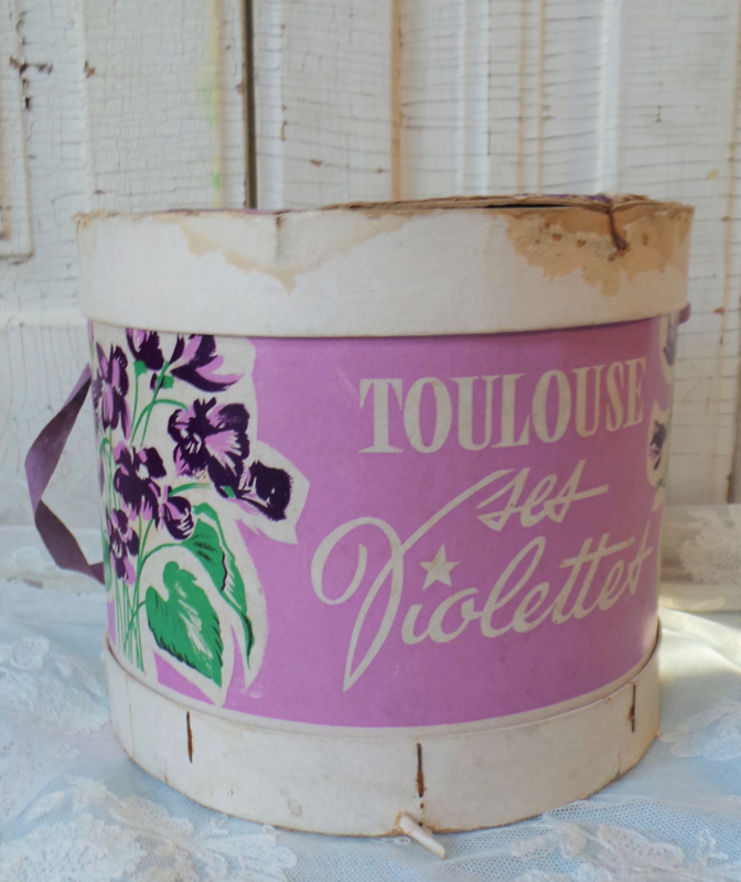 Parfumdoos 'Toulouse' VERKOCHT