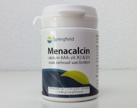 Menacalcin - Calcium AAA, vit. k & D3
