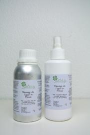 "Bionatural Massage olie ""Figuur & Fitheid"" - 250ml"