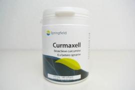 Curmaxell 250 mg curcumine en 250 mg lijnzaadolie - 180 softgels