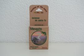 Mesquite hout wierook - natuurlijke basis