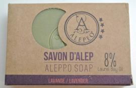 Savon d'Alep - Lavendel - 100g