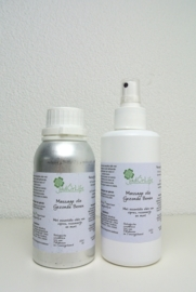 "Bionatural Massage olie ""Gezonde Benen"" - 500ml"