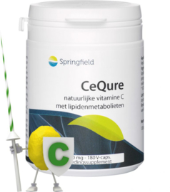 Cequre vitamine C 500 mg 60 V-caps