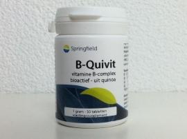 B-Quivit - Vitamine B-complex bioactief - uit quinoa