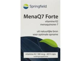 MenaQ7 Forte Vitamine K2 180 mcg - 60 Vcaps
