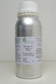 "Bionatural Massage olie ""Figuur & Fitheid"" - 500 ml"