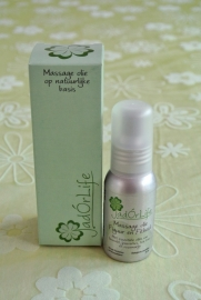 "Bionatural Massage olie ""Figuur & Fitheid"" - 50ml"