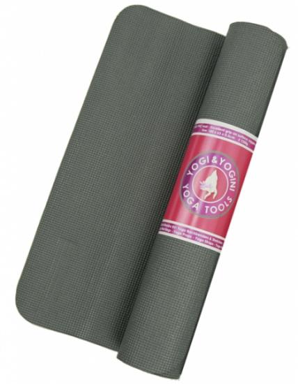 Yoga Mat met uitstekende grip - grijs