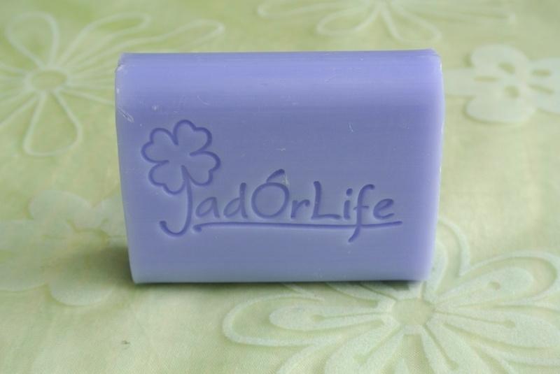 Savon de Marseille - 100 gram Lavendel
