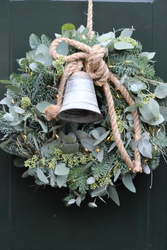 Workshop Kerst Deurkrans 26 november 2019
