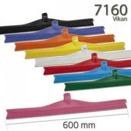Vikan Ultra Hygiene vloertrekker 60 cm geel