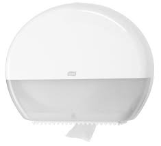 Tork Smartone Mini dubbel Toiletroldispenser Wit