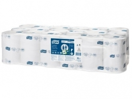 Tork Toiletpapier 2-Laags Coreless Advanced Wit