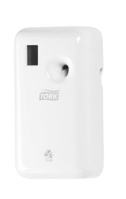 Tork luchtverfrisser Aerosol/Microburst 75 ml Dispenser, wit