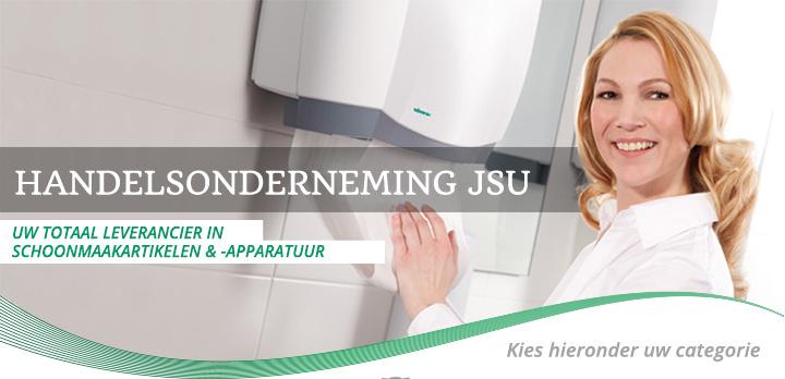 JSU is  o.a. partner van Vendor Toilethygiene in Tilburg en Hagleitner Hygiene Internationaal in Zell am See Oostenrijk en is hier trots op.