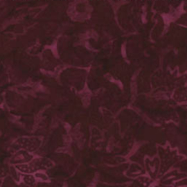 Java Batiks Wine/Pink