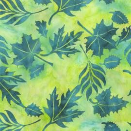 Jacqueline de Jonge - Leaves Green