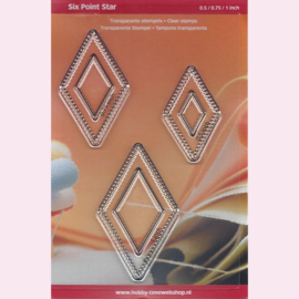 Six Pointed Star - Set