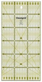 Omnigrid Quilt liniaal 15 x 30 cm