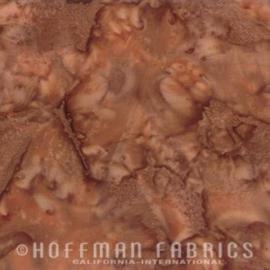 Hoffman Batik Watercolor 1895-414 Biscotti
