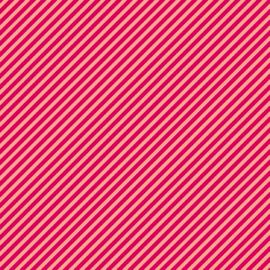 Candy Stripe Ruby