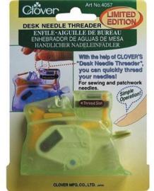 Desk Needle Threader - Green